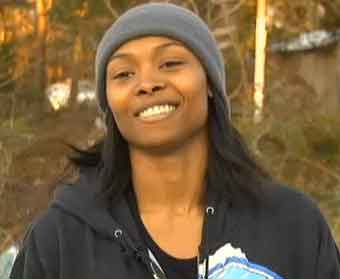 a woman located in Minisink Hills, Pennsylvania