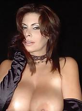 horny Alpine woman